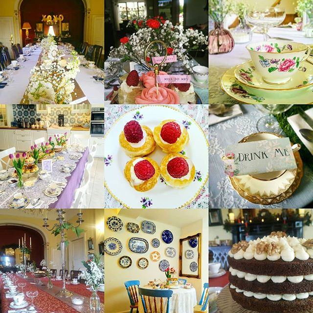 Bespoke Mobile Afternoon Tea Parties Ireland Oh So Sweet Occasions