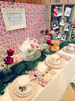 Oh So Sweet Occasions at The Spectacular Vintage Wedding Fair, Cork