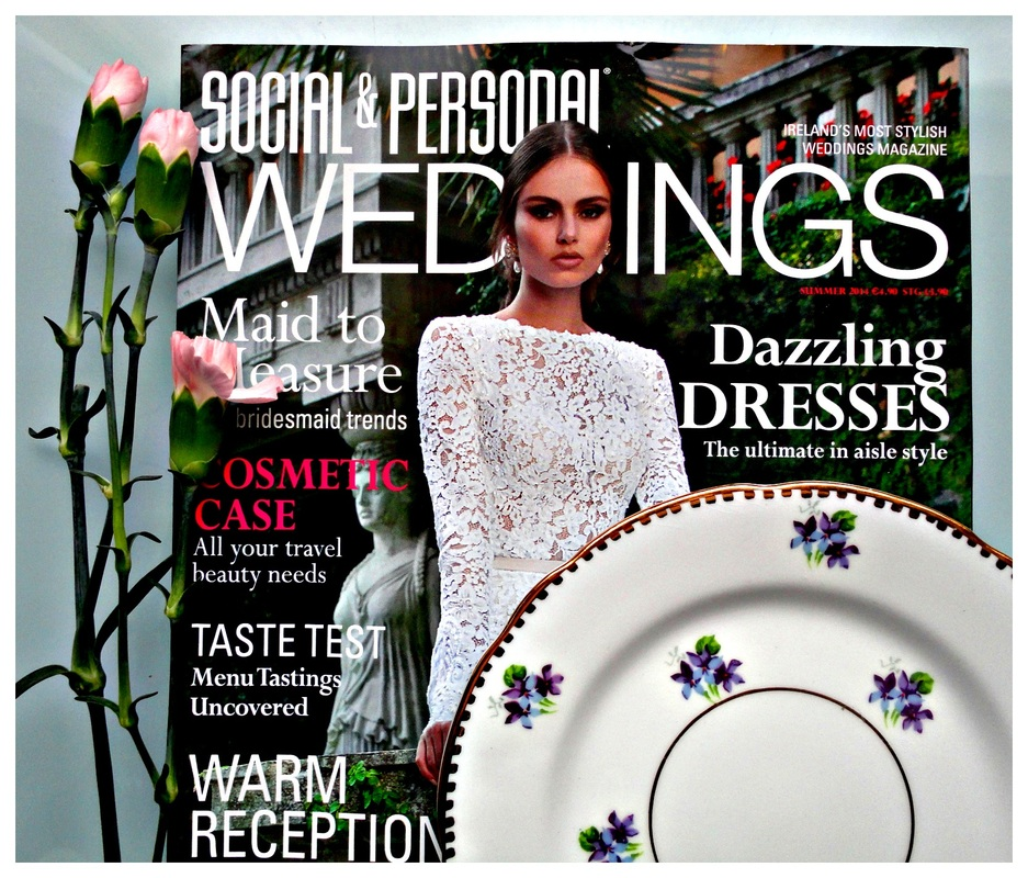 Social and Personal Weddings magazine - Summer 2014