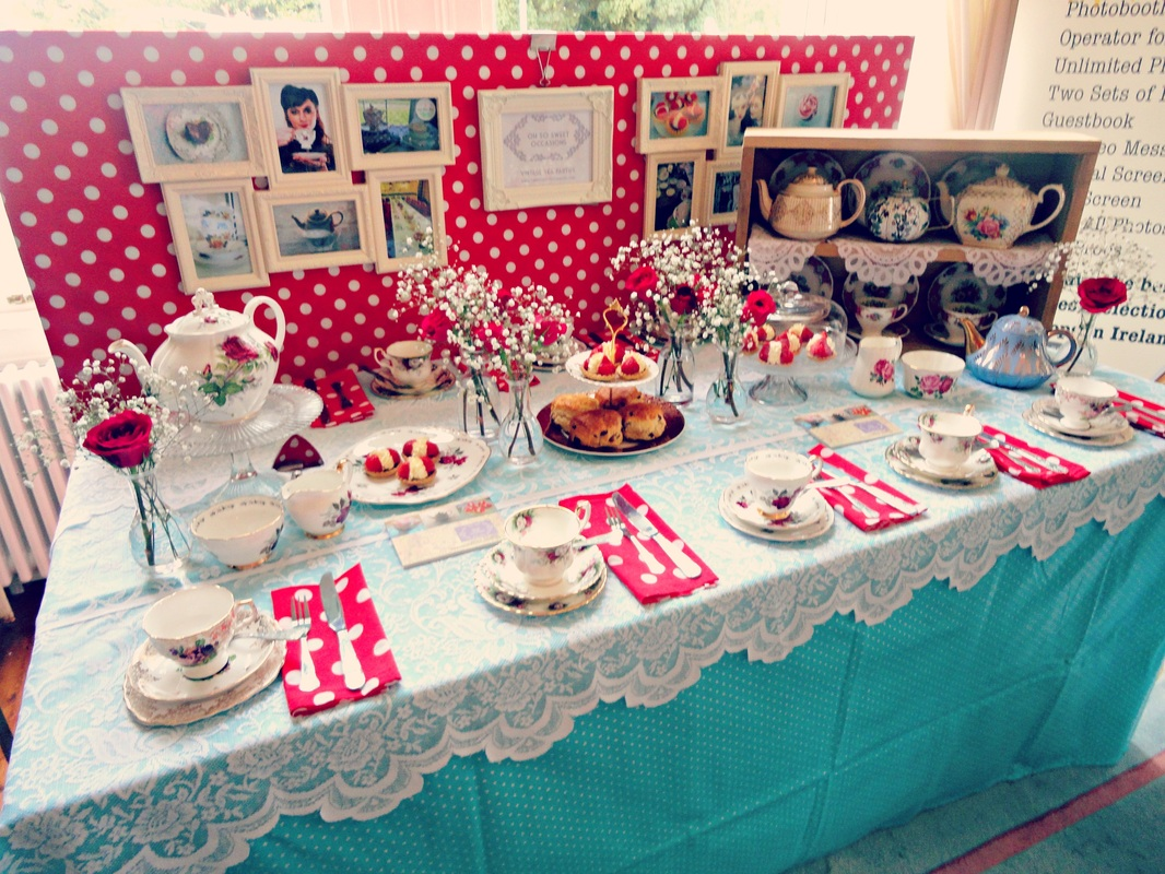 Oh So Sweet Occasions at the 2014 Spectacular Vintage Wedding Fair in Kilkenny
