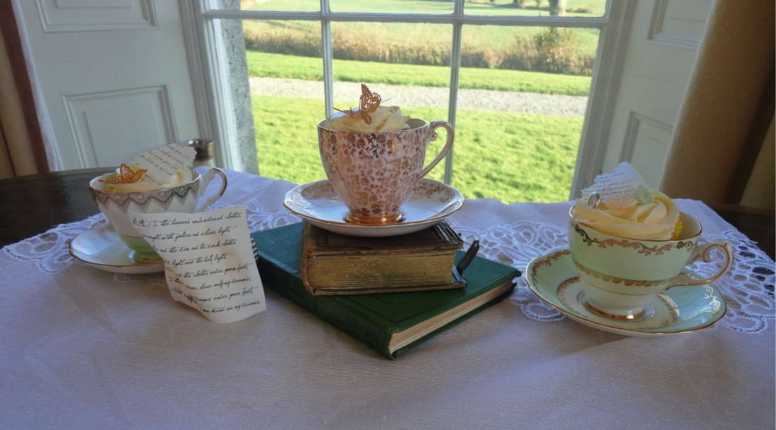 A fabulous vintage tea party wedding