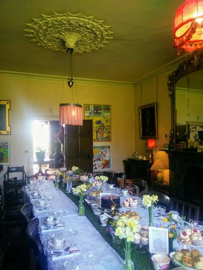 Mad Hatter's afternoon tea party Shankill Castle Kilkenny